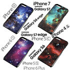 PURPLE GALAXY BLUE GALAXY RED GALAXY PHONE CASE COVER IPHONE 5/5S/SE/6/6S/7/S7