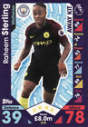 Match Attax 16/17 Manchester City Manchester United Middlesbrough Pick From List