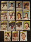 1976-77 OPC NEW YORK RANGERS Select from LIST NHL HOCKEY CARDS O-PEE-CHEE