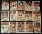 1977-78 OPC WASHINGTON CAPITALS Select from LIST NHL HOCKEY CARDS O-PEE-CHEE $2.59 CAD on eBay