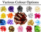 50mm Quick Pull Ribbon Bows - Choice of Colours