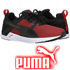 New Puma Pulse XT Mens Trainers High Risk Red-Black Running Shoes 2017