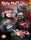 ACME 1:18 SCALE DIECAST METAL MODEL PURE HELL ALTERED FIAT DRAGSTER