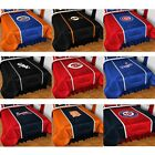 nEw MLB BASEBALL COMFORTER - Sports League Team Logo Bedding Cover Blanket