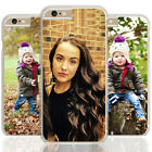 Custom Personalised Photo Hard Case Phone Cover for iPhone 6/6s 7/7 plus S7 edge