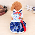 Pet Dog Cat Puppy Winter Warm Clothes Costume classical style Coat Apparel