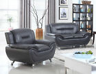 Living In Style Sophie 2 Piece Loveseat and Chair Set