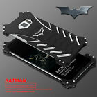 Metallic R-JUST Batman Bumper Case Cover for Samsung Galaxy S7/S6 edge Note 5 7
