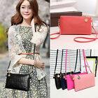 Women Shoulder Bags Messenger Bag Leather Crossbody Bags Satchel Handbag Goodish