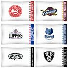 nEw 2pc NBA BASKETBALL Logo PILLOWCASES - Decor Sports Team Bedding Accessories on eBay