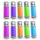 Kootion 5/10PCS Color 1G 2G 4G 8G 16G 32G 64G USB 2.0 Flash Drive Memory Storage