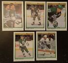 1990 91 OPC PREMIER HARTFORD WHALERS Select from LIST HOCKEY CARDS O-PEE-CHEE