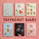 2017 Toffeenut Diary Planner Scheduler Journal Agenda Schedule Study Cute Book