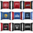 NBA BASKETBALL TEAM PILLOW SHAM - Sport Team Logo Jersey Mesh Pillow Cover on eBay