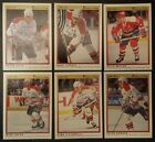 1990 91 OPC PREMIER WASHINGTON CAPITALS Select from LIST HOCKEY CARDS O-PEE-CHEE
