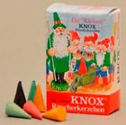 Knox MINI German Incense Cones Variety Pack Made Germany for Christmas Smokers