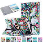 360 Rotating PU Leather Auto Sleep/Wake Smart Cover Stand Case for iPad Pro 9.7""