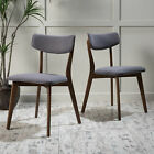 Home Loft Concepts Jeffrey Side Chair Set of 2