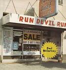 Paul McCartney and Wings Run Devil Run vinyl LP album record UK 5223511 EMI