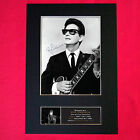 ROY ORBISON Quality Autograph Mounted Signed Photo PRINT A4 378