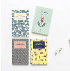 Iconic Pocket Note GRID Memo Notebook Sketch Study Planner Journal Scrapbook