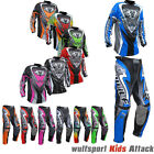 Wulfsport Attack CUB Kids Race Sports Motocross Jersey Pants Set Motorbike Suits