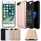 5200mAh Battery Case External Power Charger Charging Cover For iPhone 7 / 7 Plus