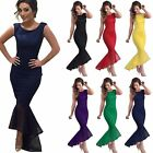 AU Women Formal Prom Evening Cocktail Party Bridesmaid Ladies Dress AU Post