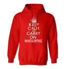 Unisex Fit Hoodie Keep Calm Extreme Sports CHOOSE DESIGN Mens Ladies Christmas
