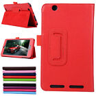 Folio Leather Case Stand Cover For Acer Iconia One 7 B1-780/B1-750/One 10 B3-A1