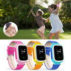 GPS Children Kid Q60 Smart Watch Phone Anti-lost Tracker Wristwatch SOS