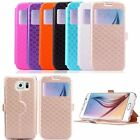 TPU ShockProof Flip Stand Cover Protective Case for Samsung Galaxy Note 5