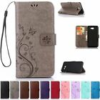 Flip Leather Wallet Cards Stand Case Cover For Samsung Galaxy J7 Prime /On7 2016