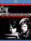 All the Presidents Men Special Edition (Blu-ray Disc, 2013, 2-Disc Set) - NEW!!