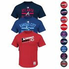 MLB Authentic On-field Various Graphic T-Shirt Collection by MAJESTIC - Men's