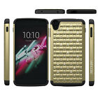 For Many Phone Case Cover Luxury Shockproof Bling Hybrid Dual Layers Armor Skin