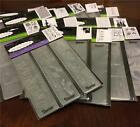Darice Embossing Folders ~SET A~ Many NEW Styles & Sizes Priced from $4.49-$5.49