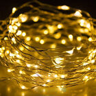 10 20 30 40 50 100 Leds String Fairy Light Battery Operated Xmas Lights Party