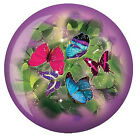 Bruswick Butterflies Glow Viz-A-Ball Bowling Ball
