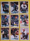 94-95 OPC PREMIER SAN JOSE SHARKS Select from LIST HOCKEY CARDS O-PEE-CHEE $2.07 CAD on eBay