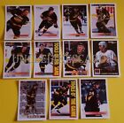 94-95 OPC PREMIER VANCOUVER CANUCKS Select from LIST HOCKEY CARDS O-PEE-CHEE