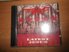 BAPHOMET-LATEST JESUS 1 PRESS 1992 MASSACRE RECORDS RARE!!!
