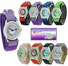 Relda Time Teacher Watch Easy Fasten Boy Girl Childrens Christmas Gift For kids