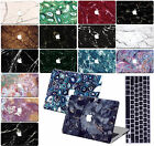 "Marble Painting Hard Case+keypad Cover For Macbook Pro Air 11 13""15""Retina 12"" L"