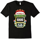 Funny t shirt, Its only a gambling problem if im losing Free Shipping