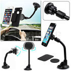 HOT Universal 360º Rotate Car Suction Cup Magnetic Holder For Mobile Phones GPS