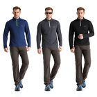 Clothin Men's Cycling Jersey Bicycle Long Sleeve Quick Dry T-shirt Tee New