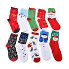 New Women's Christmas Style Assorted Socks - Size M FASHION LAUS