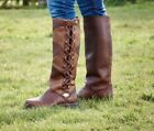 Dublin Mersey Boots - Drifted Brown with FREE GIFT
