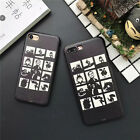 New Shockproof Back Case Cover For Iphone 6 6s 7 Plus Ultra Thin Cartoon Graphic